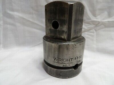 """Wright Impact Drive Adapter 1"""" to 1-1/2"""" 8902"""
