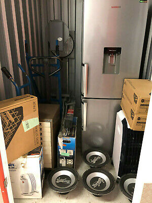 Storage Contents, Abandoned Storage, New Malden KT3, 3 Day Auction Only!