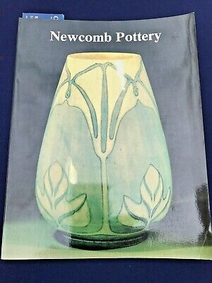 Great Newcomb College Pottery Reference Book..grueby..marblehead..teco
