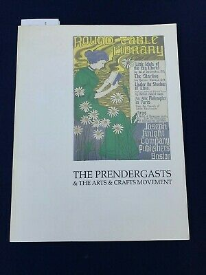 Rare Book On Maurice Prendergast And The Arts & Crafts Movement..grueby..newcomb