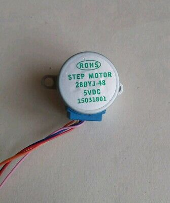 5V DC Stepper Motor with ULN2003 Motor Driver Controller Board