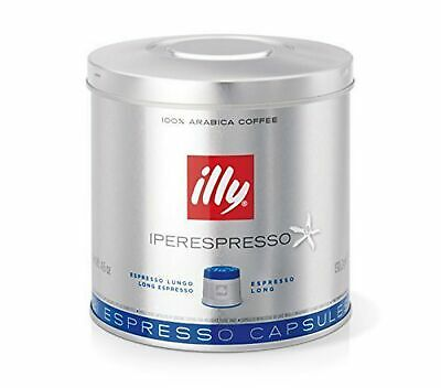 Illy Caffe Lungo Iperespresso Capsules, Medium Roast, 4.6 Ounce by Illy Caffe...