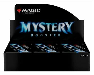 MTG Magic The Gathering Mystery Booster Box - PRESALE 3/13/20 Factory Sealed