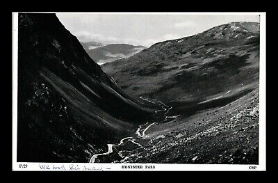 Dr Jim Stamps Honister Pass United Kingdom View Postcard