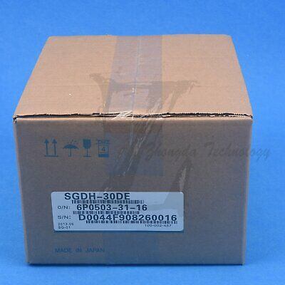 New In Box Yaskawa SGDH-30DE AC servo drive One year warranty