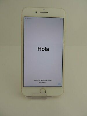 Apple iPhone 7 Plus A1784 128GB 12MP iOS Mobile Smartphone Gold White Unlocked^^