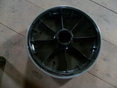 Numatic 250mm Diameter Wheel with Grey Poly Tyre (Part 204079)