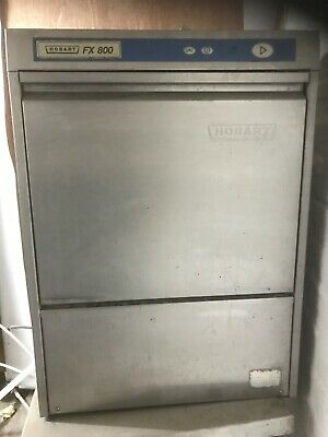 Hobart FX 800 Glass washer