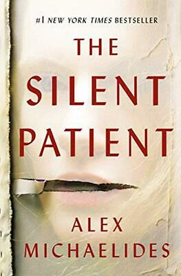 The Silent Patient by Alex Michaelides (Hardcover)