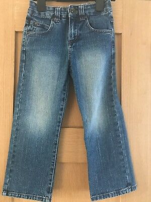Next Boys Denim Jeans Trousers Aged 5 Years