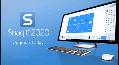 Techsmith Snagit 2020 Lifetime 5 device | Windows | Full Version FAST DELIVERY