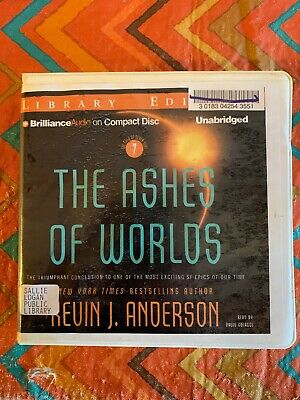 The Ashes Of The World Kevin Anderson