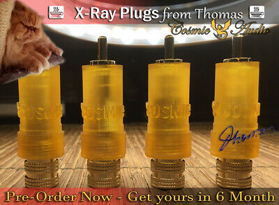 Cosmic-Audio X-RAY Plugs from Thomas 🎵 4 pcs - PREORDER