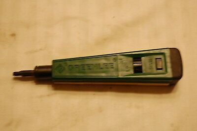 GreenLee Punch Down Tool 46020