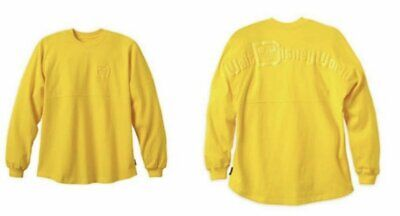Disney World Yellow Spirit Jersey-New with Tags