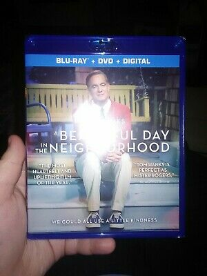 A Beautiful Day In The Neighborhood (Blu-ray, DVD, And Digital) No Slipcover