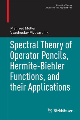 Manfred Möller / Spectral Theory of Operator Pencils, Hermite- ...9783319170695