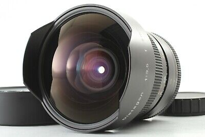 【MINT】Contax Carl Zeiss Distagon 15mm F3.5 T* AEG Lens For Contax C/Y From JAPAN