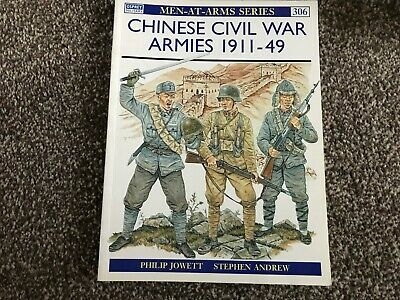 Osprey Men-at-Arms - Chinese Civil War Armies 1911-49