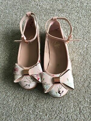 Ted Baker Girls Sandles Size 11 Worn Once