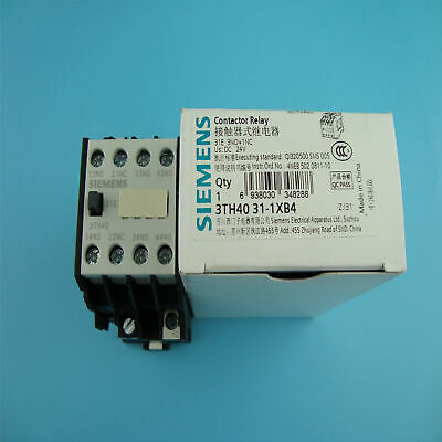 New Siemens Contactor relay 3TH40 3TH4031-1XB4 fast delivery