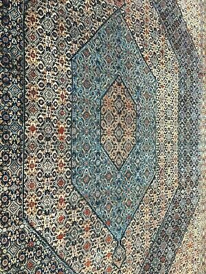 ANTIQUE TERRIFIC HANDMADE TRADITIONAL ORIENTAL CARPET(360 x 290 cm)