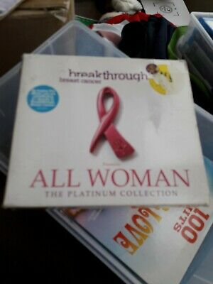 All Woman The Platinum Collection Cd