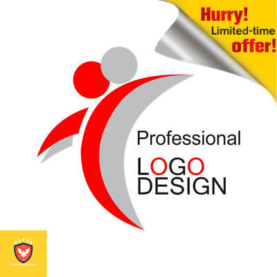 Professional Custom Logo Design With Source File