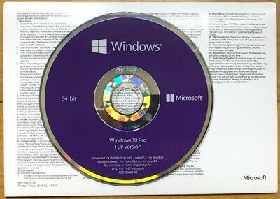 Microsoft Windows 10 Pro Activation Code Genuine Key Lifetime Use eBay Delivery