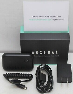 Arsenal The Intelligent Camera Assistant with USB Mini Cable