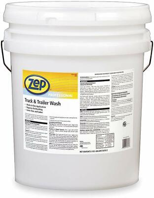 Zep Premium Truck And Trailer Wash 1041566 (5 Gallon Bucket)Professional Strengh