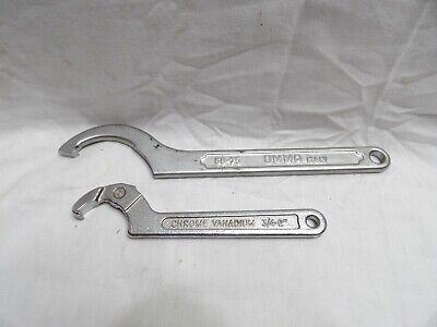 Pair of Spanner Wrenches