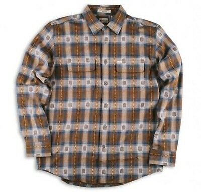 Snickers 8502 RuffWork Flannel Checked LS Shirt Various Colours