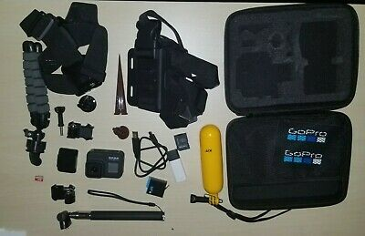 GoPro HERO8 Black Waterproof Action Camera with Touch Screen 4K HD Video 12MP Ph