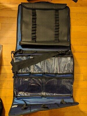 Hanging Scrapbook Supply Organizer for closet. Preowned