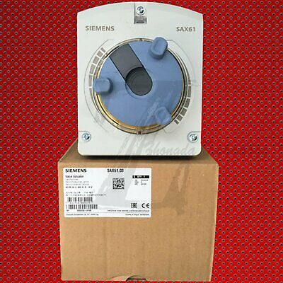 New Siemens  SAX61.03 Valve Actuator fast delivery