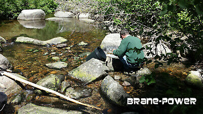 California Gold Claim 1000' river frontage streams ez acess camping family area