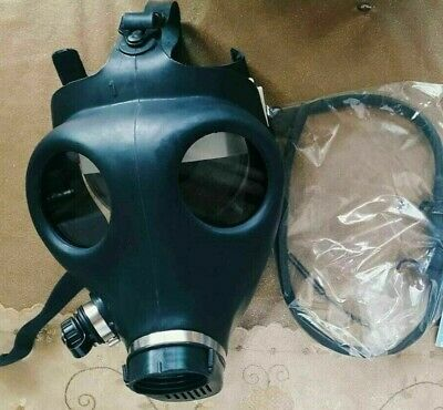 Israeli Civil Defense Mask Surplus Gas Mask Full Set Sealed Filter Size(1)