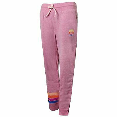 Converse Junior Girls Sunset Jogger Sweat Track Pants Pink 466284 A4P