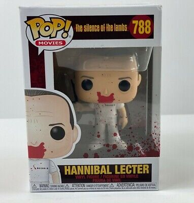 Funko Pop Movies: The Silence of the Lambs™ - Hannibal Lecter Figure #788