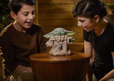 PRE-SALE Star Wars:The Child (Baby Yoda) Animatronic Figure, (RESERVE YOURS NOW)