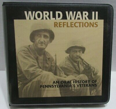 World War II Reflections An Oral History of Pennsylvania's Veterans Audiobook