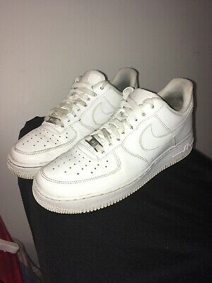 White Air Force 1 size 7