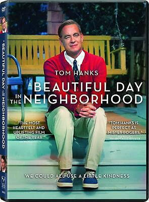 A Beautiful Day in the Neighborhood Tom Hanks DVD, February 18, 2020
