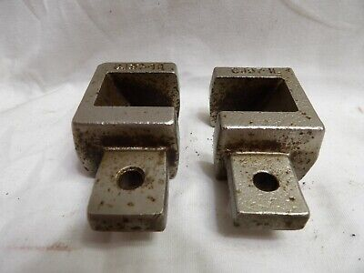 Pair of Snap-on Axle Puller Jaws CJ97-1L & CJ97-1R