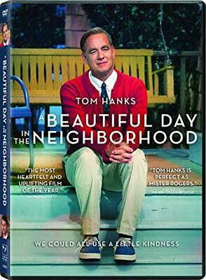 A Beautiful Day in the Neighborhood Tom Hanks DVD  Drama