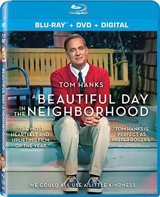 A Beautiful Day in the Neighborhood [Blu-ray] - Blu-ray + DVD + Digital