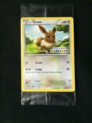 Build-A-Bear Pokemon SQUIRTLE COLLECTORS CARD Limited Game Play UNOPENED NEW
