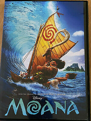 Moana [DVD] - Fast Dispatch