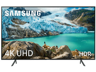 "TV LED 43"" - Samsung 43RU7105, 4K UHD Real, HDR, Smart TV, Bluetooth,"